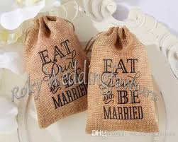 muslin favor bags be married muslin bag linen favor bags muslin candy bag bridal