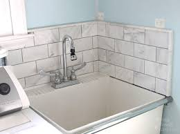 Marble Tile For Bathroom Tile Setting Marble Tiles Without Thinset Mortar