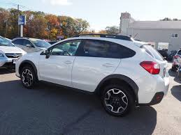 2017 subaru crosstrek used 2017 subaru crosstrek premi for sale near providence in