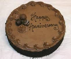 anniversary cake chocolate anniversary cake mail order delivered