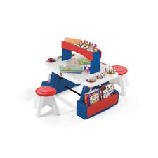 Step 2 Art Desk by Step 2 Creative Projects Table Toys U0026 Games Arts U0026 Crafts