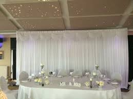 wedding backdrop led twinkle backdrop hire for weddings liverpool cheshire wirral