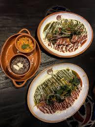 menu cuisine collective fonda nairobi authentic restaurant