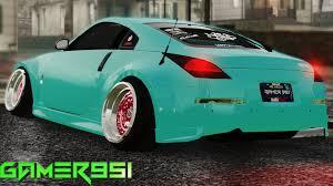 Nissan 350z Coupe - gta iv nissan 350z minty z stanced youtube