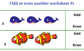odd and even numbers math worksheets free kindergarten games