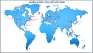 Network Map Network Map Davinci Cloud
