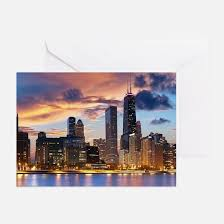 chicago greeting cards cafepress