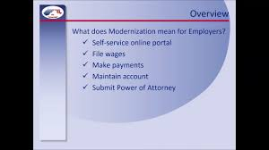 Maryland Power Of Attorney by Presentation To Md Employers Regarding Unemployment Insurance