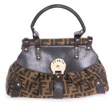 shop authentic fendi zucca mini magic bag at re vogue for just usd