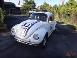 bug volkswagen volkswagen beetle herbie love bug show car runs great make offer