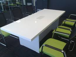 White Conference Table Modern White Meeting Table Luxury Conference Table U2026 U2013 The Media