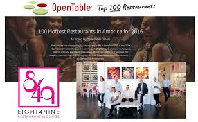 open table gift card review eight4nine restaurant lounge
