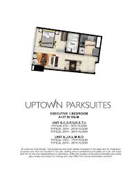 uptown parksuites newest residential condo fort global city bgc