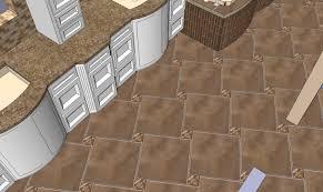 Kitchen Floor Ceramic Tile Design Ideas - tile floors tiles in kitchen floor kitchens with big islands