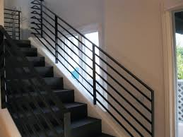 metal stair railing 16 for innovative interior design ideas