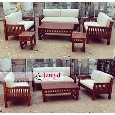 indian living room furniture indian wooden living room furniture at rs 38000 set basni