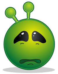 file smiley green alien sad svg wikimedia commons