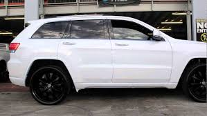 gray jeep grand cherokee with black rims jeep grand cherokee wheels youtube