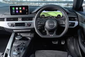 audi a5 sportback review car reviews 2017 the car expert
