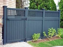 Front Garden Fence Ideas Small Front Garden Fence Ideas Front Garden Fencing Ideas Uk New