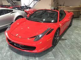 Ferrari 458 Italia Spider - used 2014 ferrari 458 italia 458 spider f1 carbon fiber pkg for