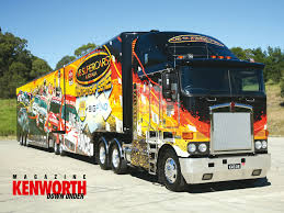 kenworth trucks australia kenworth down under magazine