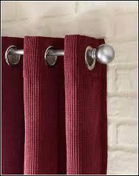 120 inch curtain rod get quotations keeva rod pocket 120inch
