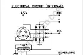 perkins 12v alternator wiring diagram wiring diagram