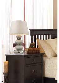 bedroom use unique table lamps to make charmed room decor