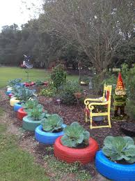 How To Use Old Tires For Decorating Best 25 Tire Garden Ideas On Pinterest Tire Planters Old Tire