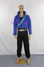 Super Saiyan Costume Halloween Trunks Costume Ebay