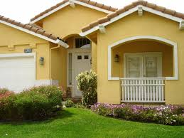 Home Design Exterior Color Schemes Yellow Exterior Paint Ideas House Color Schemes Idolza Best