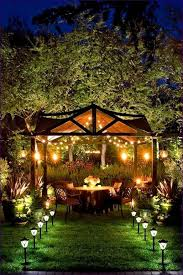 Outdoor Patio Lights Ideas Impressive Patio Lights Garden Lighting R Lights Outdoor
