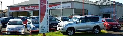 toyota cars official website used cars toyoyta cumbria jim walton penrith limited used