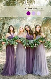 dark purple bridesmaid dresses 2017 wedding ideas magazine
