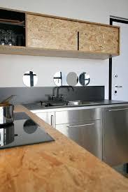 cuisine osb wood and kitchen