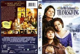 an fashioned thanksgiving dvd scanned covers an