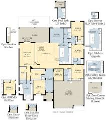 pulte homes plan menu floorplans pinterest