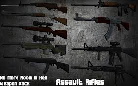 2 modders 1 blog rel no more room in hell weapon pack
