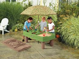 step 2 sand and water table parts amazon com step2 787800 naturally playful sand water center toys