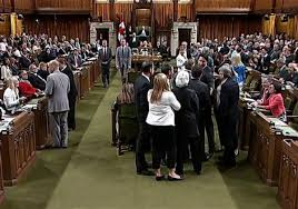 justin trudeau u0027manhandled u0027 mp in commons uproar opposition says