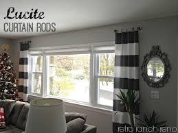 decorating interesting interior home decor with cheap curtain interesting cheap curtain rods with horizontal striped martha stewart curtains for exciting interior home decor