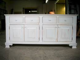 dining room sideboard white