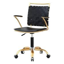 white gold office chair gold desk chair gold and black office chair gold and black white