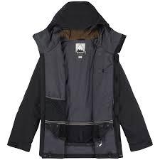 burton radial gore texinsulated jacket evo