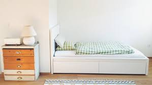 schlafzimmer mit malm bett ideen und inspirationen für die ikea malm serie