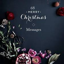 merry messages of wishes for friends and family 2018