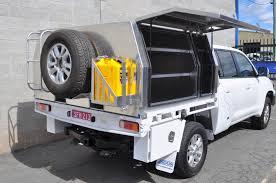 Land Cruiser Aluminium Canopy by Custom Alloy Canopy To Suit Dual Dab Vehicles Landcruiser