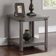 legends furniture end tables legends furniture storehouse collection storehouse end table with