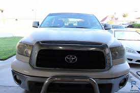 toyota tundra motorhome single stage paint toyota tundra chalky much